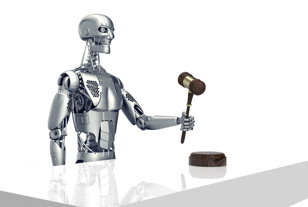 Il primo robot avvocato