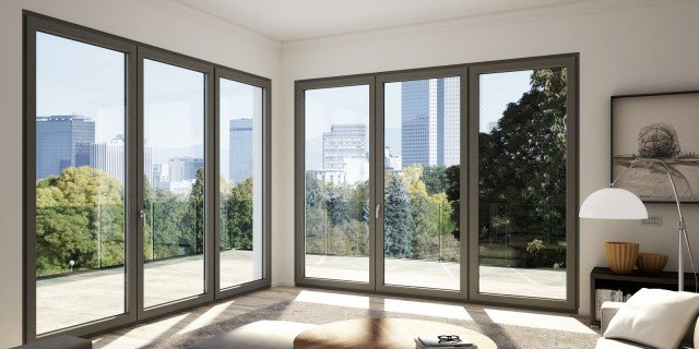 Come pulire le finestre della tua nuova casa