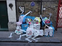 Trash Art: dal rifiuto all'opera d'arte